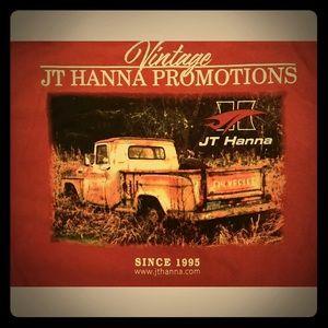 Other - Vintage HT Hanna Chevrolet Truck Rust T-Shirt